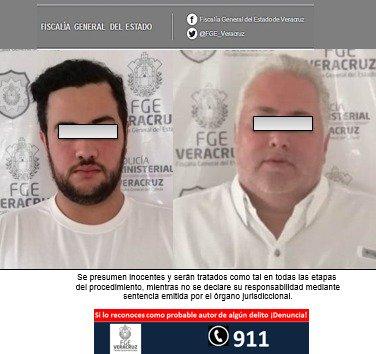 Prisión preventiva a familiares de Édgar Spinoso, por secuestro