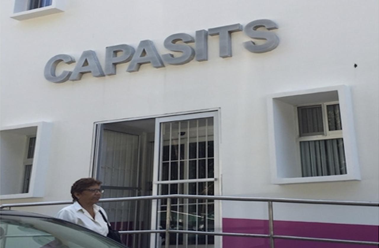 SSA despide a personal de Capacits, en Veracruz puerto