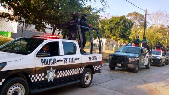 SSP rescató a cuatro víctimas de secuestro