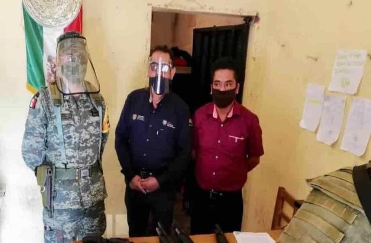 SSP releva a policías municipales de Coetzala