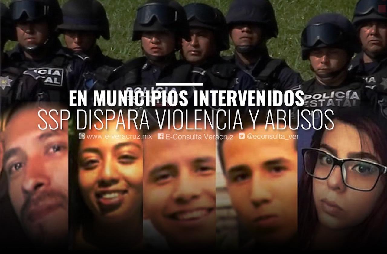 SSP deja estela de violencia en municipios donde asume el mando