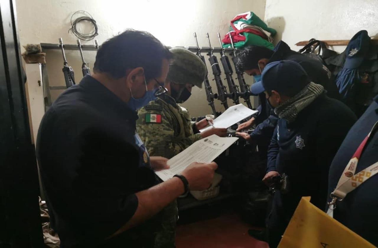 SSP releva a municipales de Misantla tras asesinato de excomandante