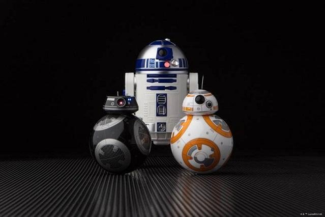 Presentan a BB-9E, el nuevo personaje del lado oscuro de Star Wars