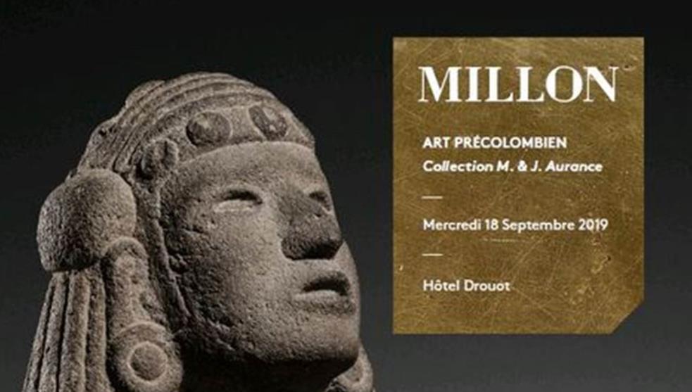 Lo que deberías saber sobre la subasta de piezas prehispánicas en París