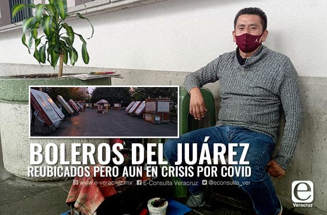 """""""A veces no sale ni para el pasaje"""": bolero de Xalapa"""