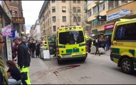 Suecia confirma detención de sospechoso por 'acto terrorista'