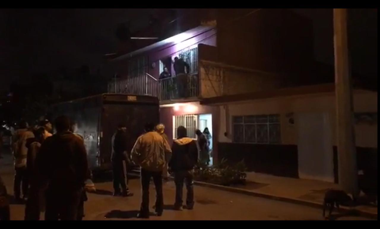 Joven suicida se arroja sobre cables de luz en Xalapa