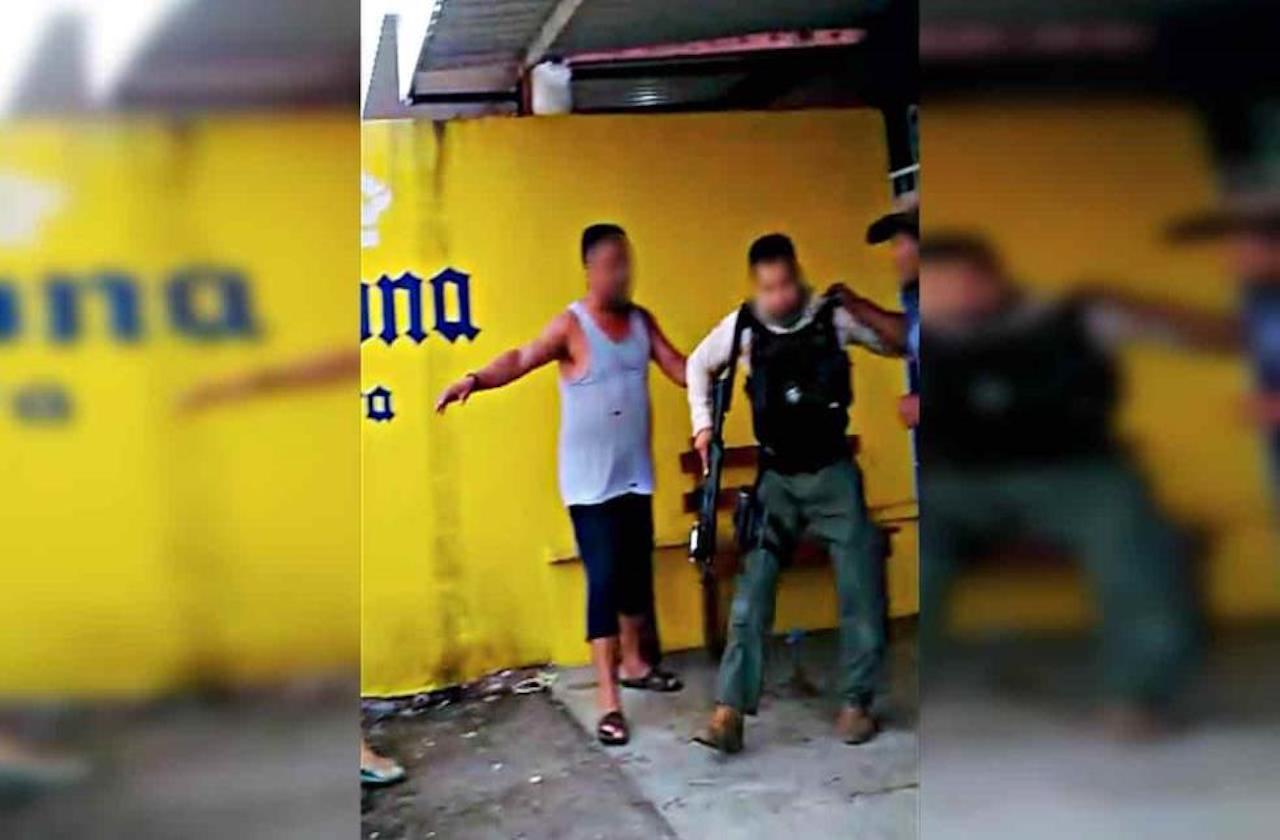 Sujeto fue detenido por alterar el orden en Palo Gacho: SSP