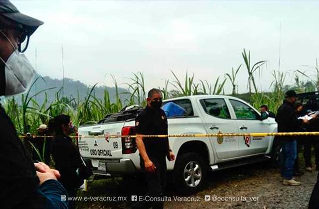 Dos cuerpos son recuperados de fosas clandestinas de Ixtaczoquitlán