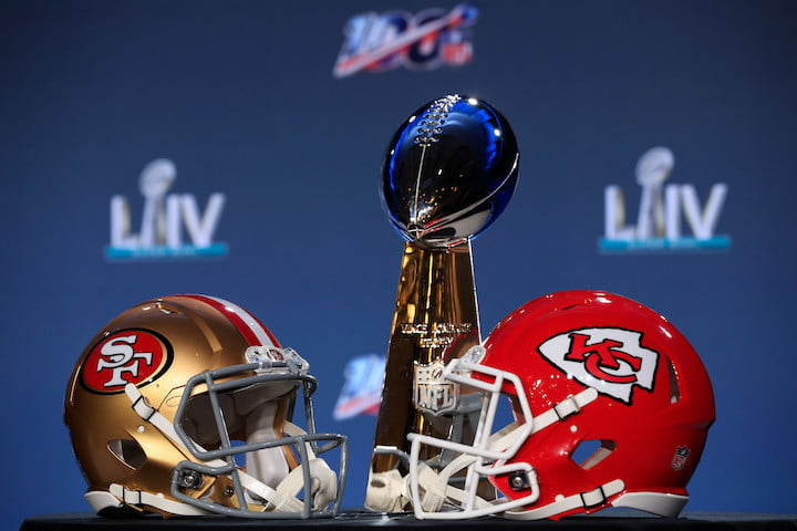 ¡Llegó el domingo de Super Bowl!