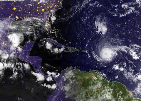Súper huracán