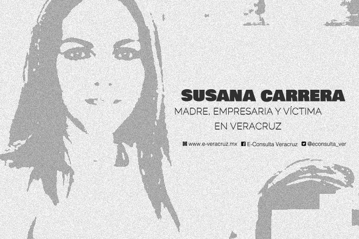 Susana Carrera: el rostro de los secuestros en Veracruz