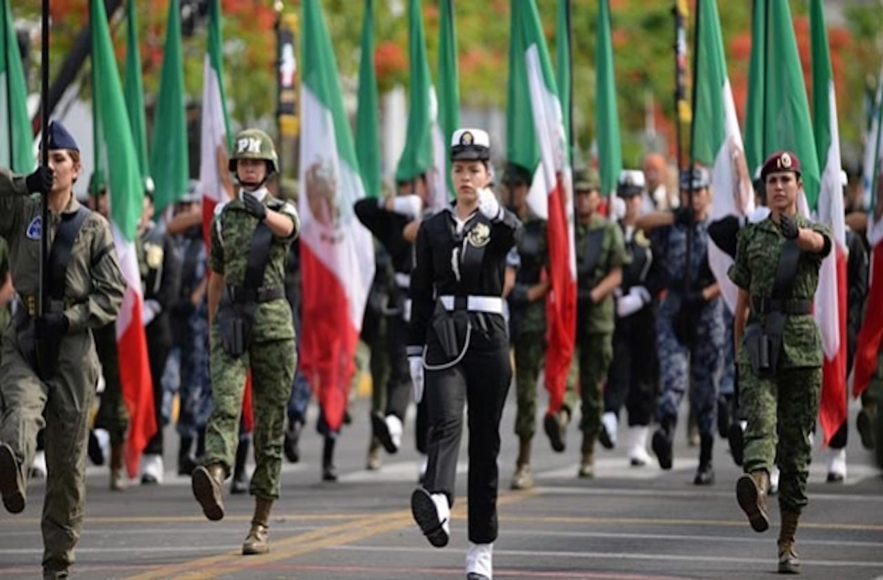 Suspenden oficialmente desfile del 16 de Septiembre