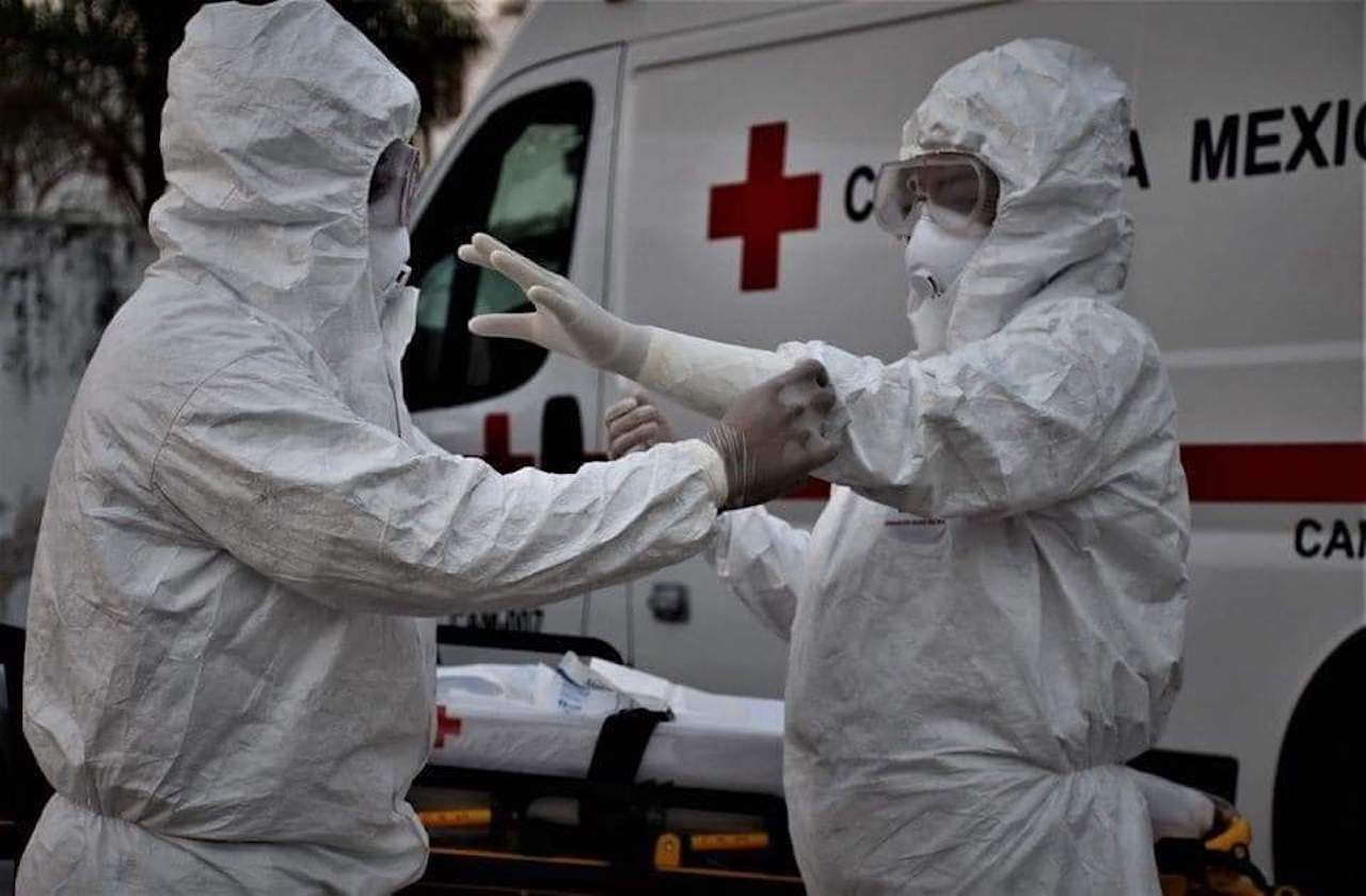 Suspensión de colecta por covid, afecta a Cruz Roja de Coatza