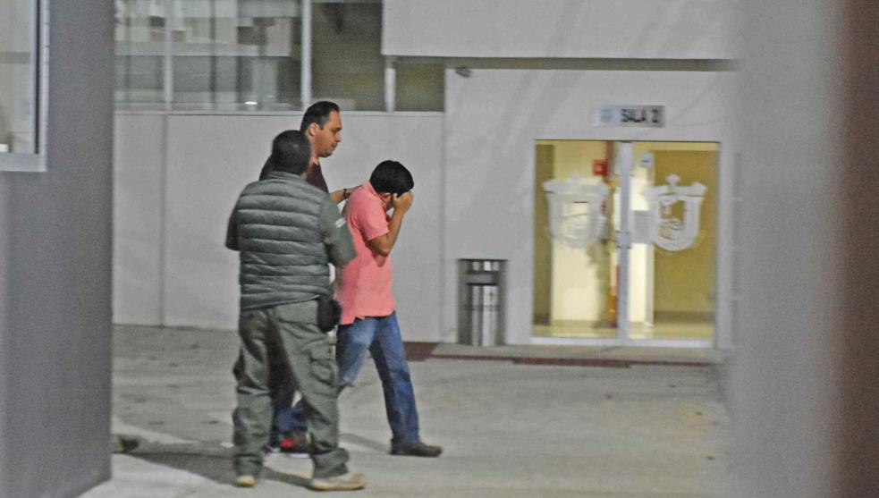 Detienen a hijo de Téllez Marie, extitular de Seguridad Pública