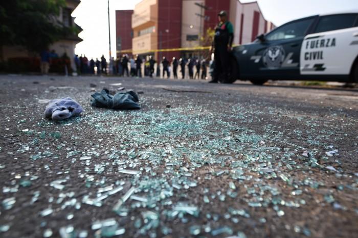 Grupo: Investigan balacera en instalaciones sindicales de Tamsa