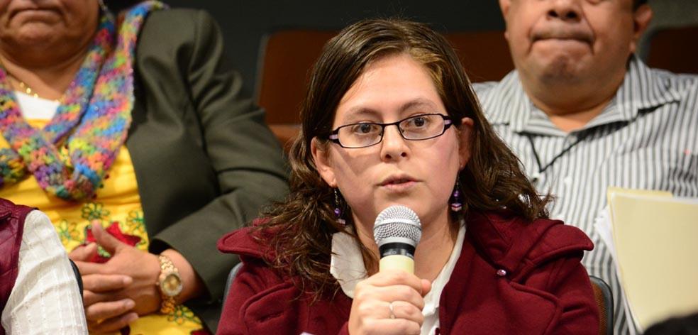 Por no atender alerta de género, legisladores serían desaforados: Diputada