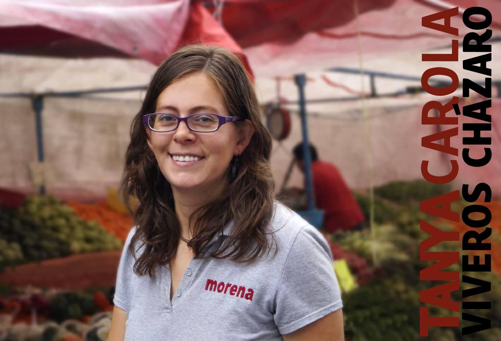 Solo el pueblo puede salvar al pueblo: Tania Viveros