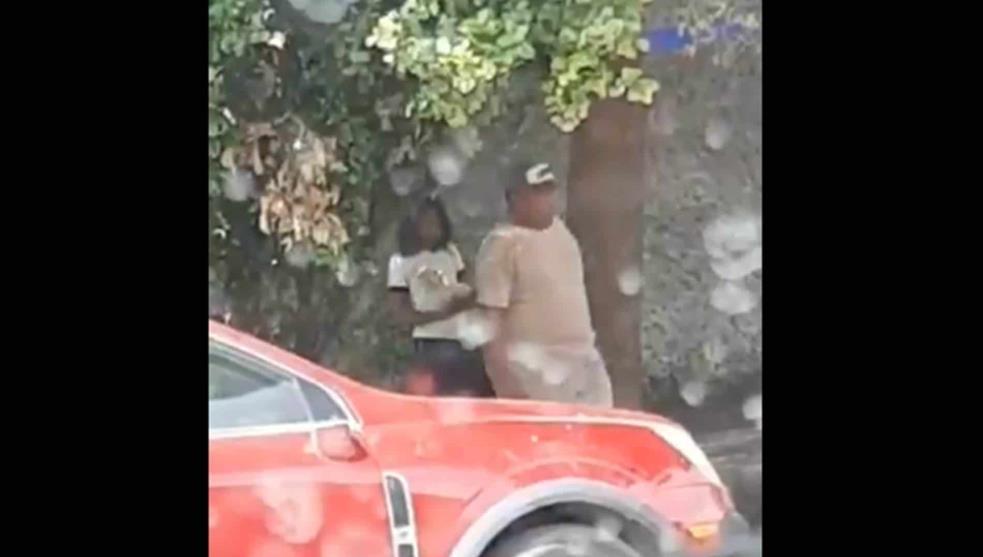Taquero besa y manosea a niña a cambio de comida