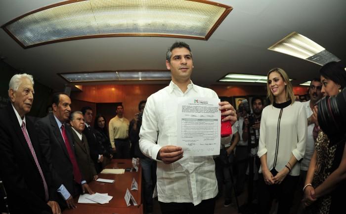 Ex tesorero de Javier Duarte, Tarek Abdalá, obtiene amparo