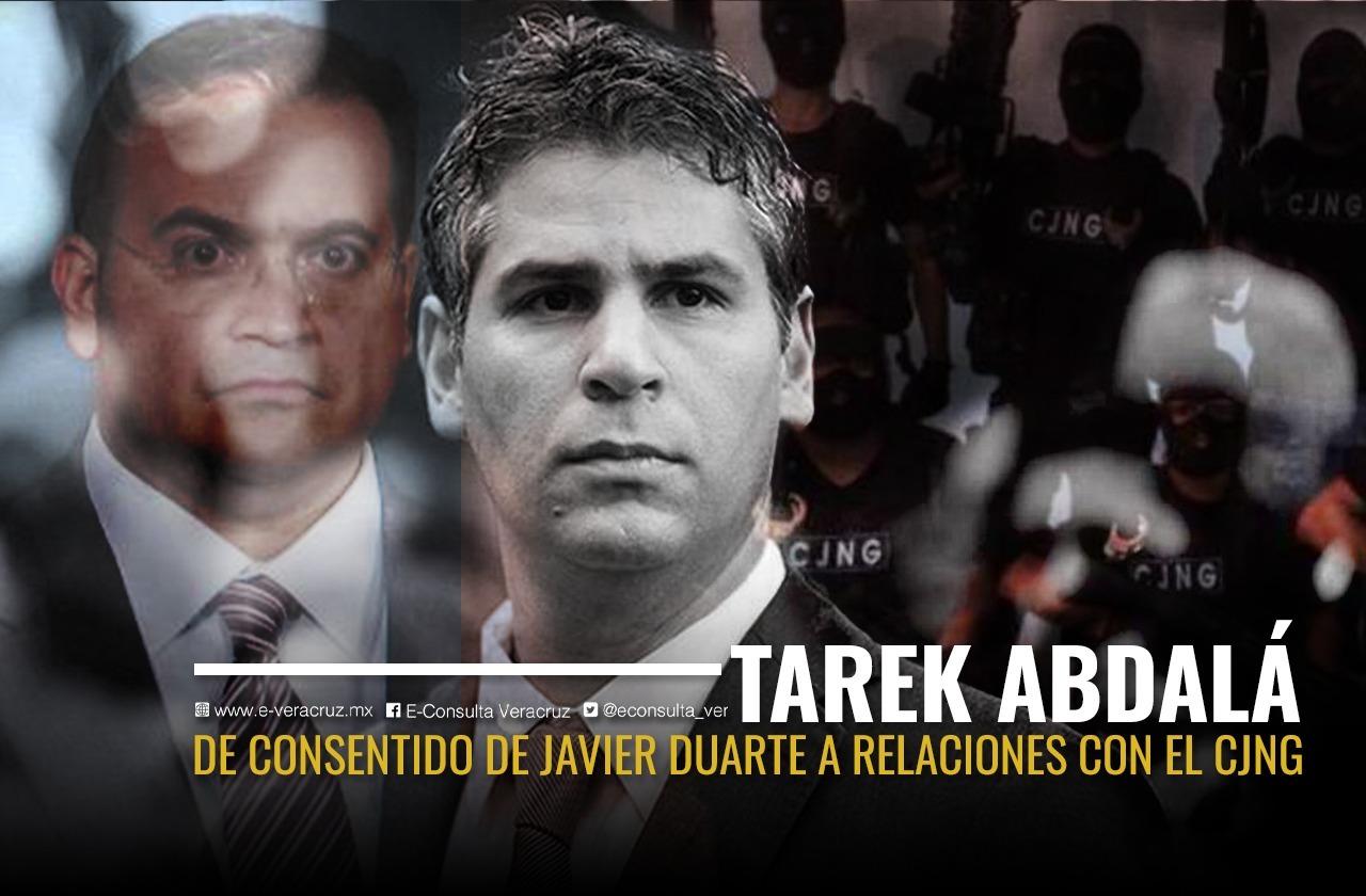 Tarek Abdalá, de testigo protegido a indiciado por narcotráfico