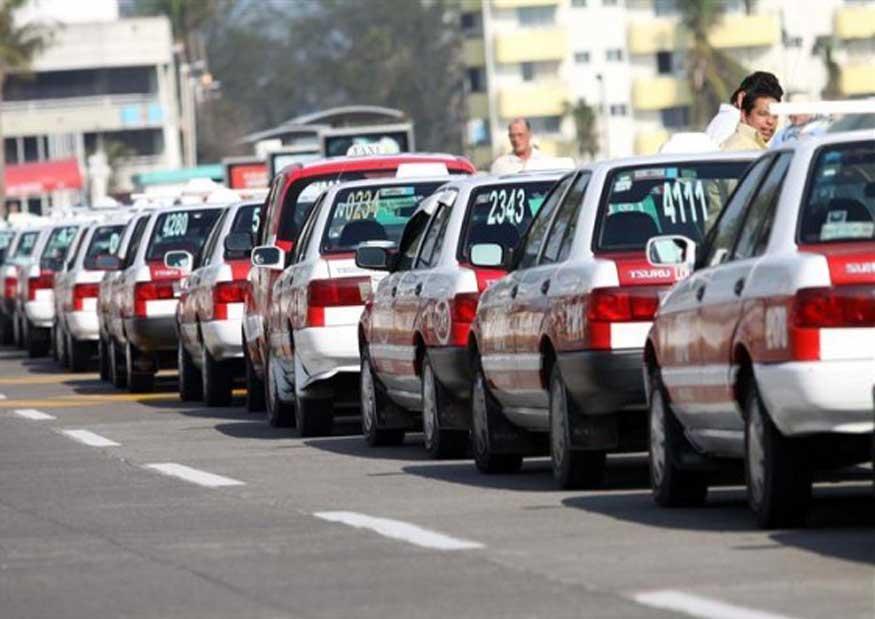 Alrededor de 300 concesiones de taxi eran usadas para delinquir en el estado