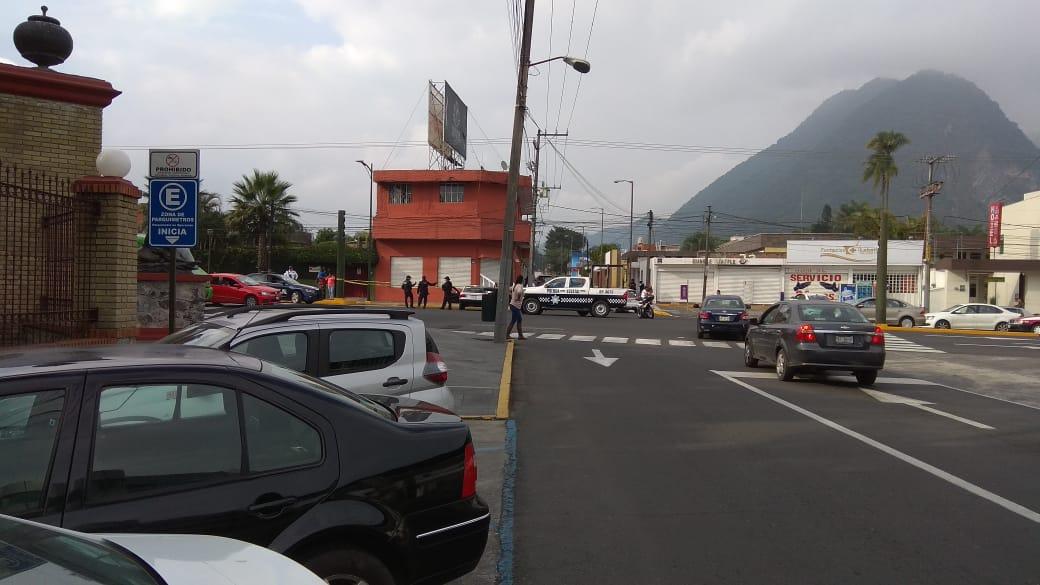 Plagian a mujer taxista en Orizaba