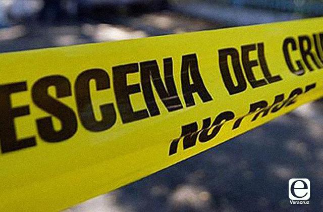 Asesinan a taxista en Agua Dulce, el segundo de la semana