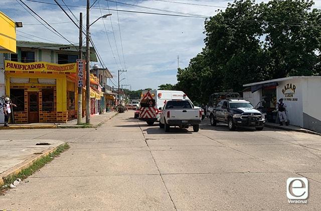 En ataque directo, asesinan a taxista de Minatitlán