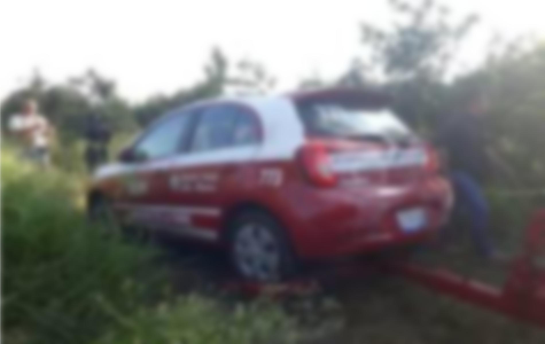 Mujer taxista habría sido víctima de