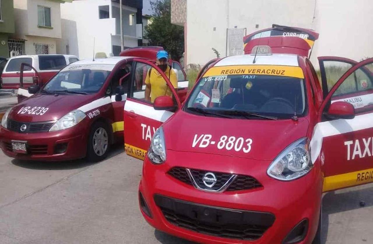 Taxistas habilitan