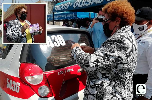 Taxistas se suman al auxilio de mujeres violentadas en Coatza
