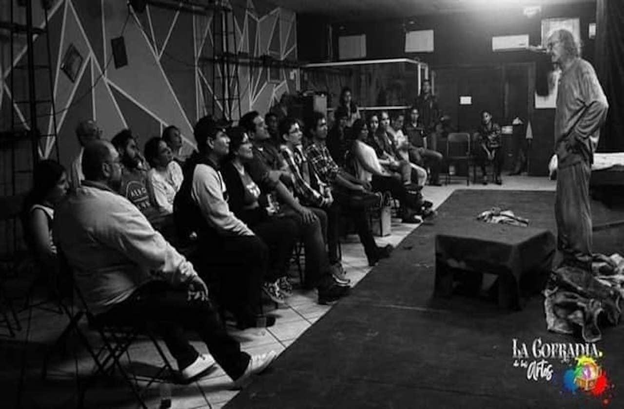 Teatro independiente lucha para sobrevivir al covid