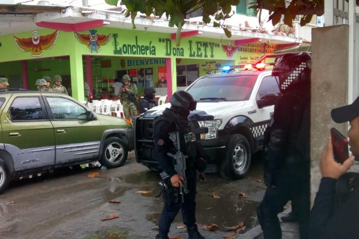 En menos de 24 horas, otro ataque armado en Tecolutla deja un muerto