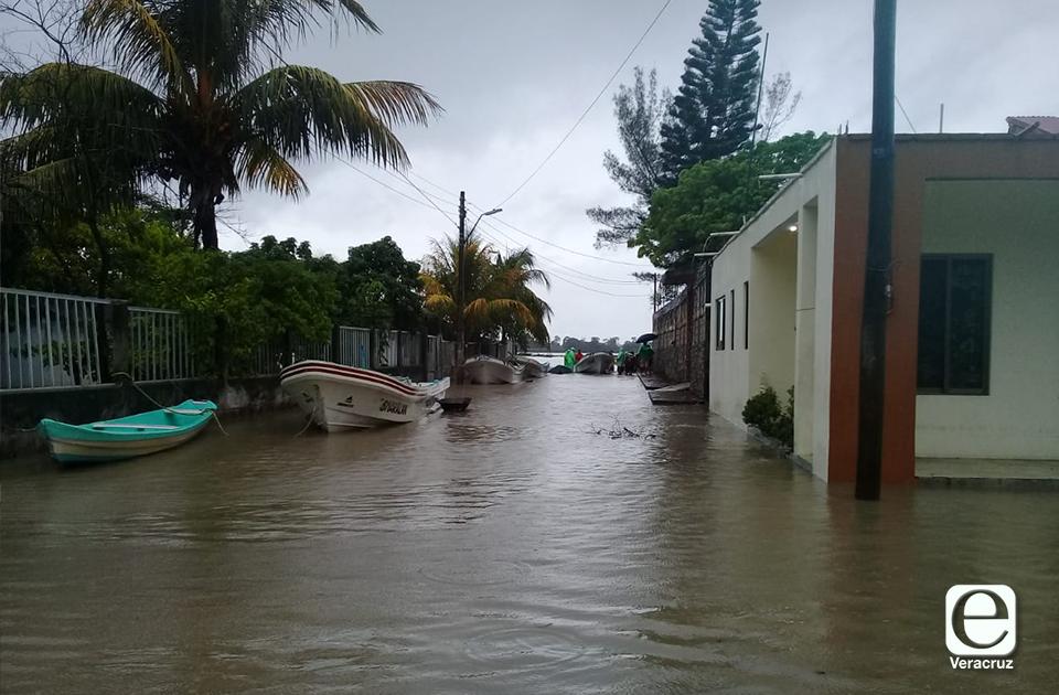 Buscan declarar emergencia para 5 municipios; lluvias afectaron 24