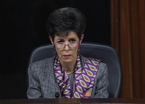 Presidenta del TEPJF presenta su renuncia al cargo