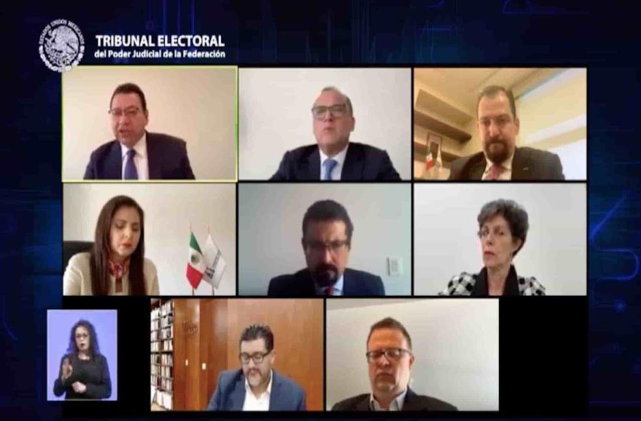 TEPJF respalda encuesta para renovar dirigencia de Morena