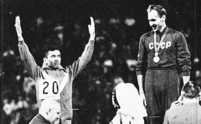 Se cumplen 50 años de la primera medalla olímpica para México