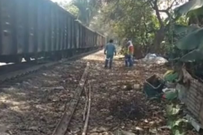 Intoxicación en comunidades por derrame de combustóleo de tren