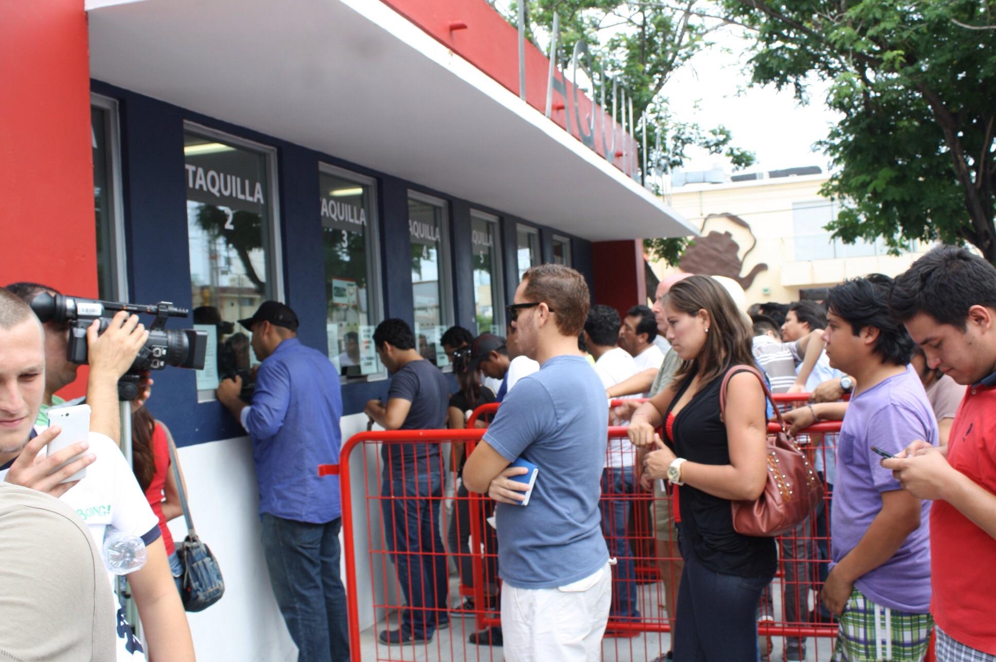 A la venta los boletos de los Tiburones Rojos para la Copa MX y Liga MX