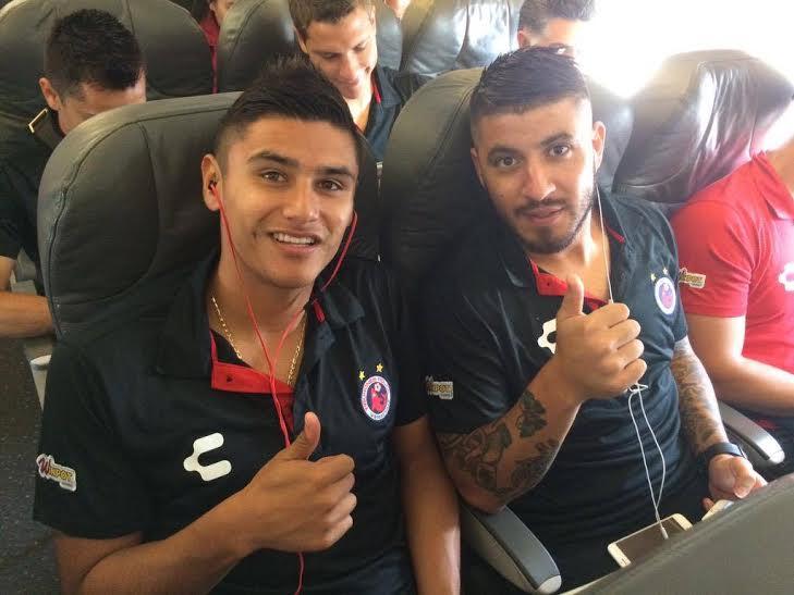 Tiburones Rojos partieron a Monterrey para enfrentar a Tigres