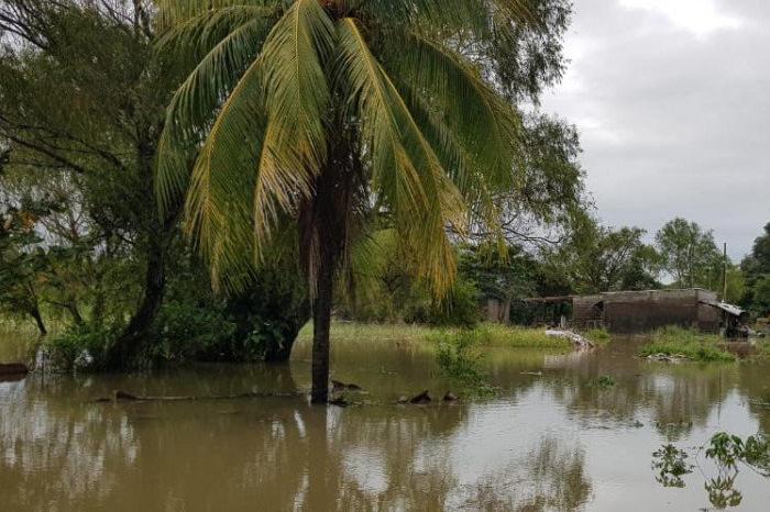 Inundaciones en Tlacotalpan no acaban en más de 100 comunidades