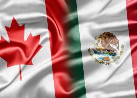 México y Canadá conversarán sobre renegociación de TLCAN