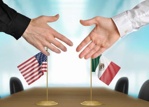 México y Estados Unidos logran acuerdo del TLCAN, Trump prepara mensaje