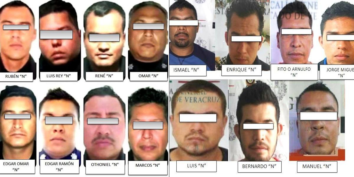 Ejecutan 15 órdenes de aprehensión por caso Tierra Blanca