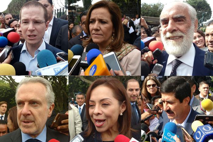 Minuto por minuto: el ambiente previo a la toma de protesta de Yunes Linares