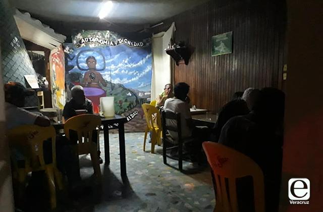 Malabarista se suicida al interior de comedor comunitario en Xalapa