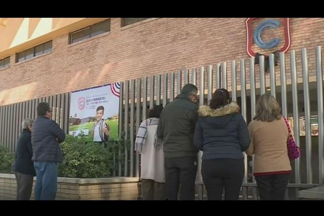Niño del Colegio Cervantes disparó en 9 ocasiones
