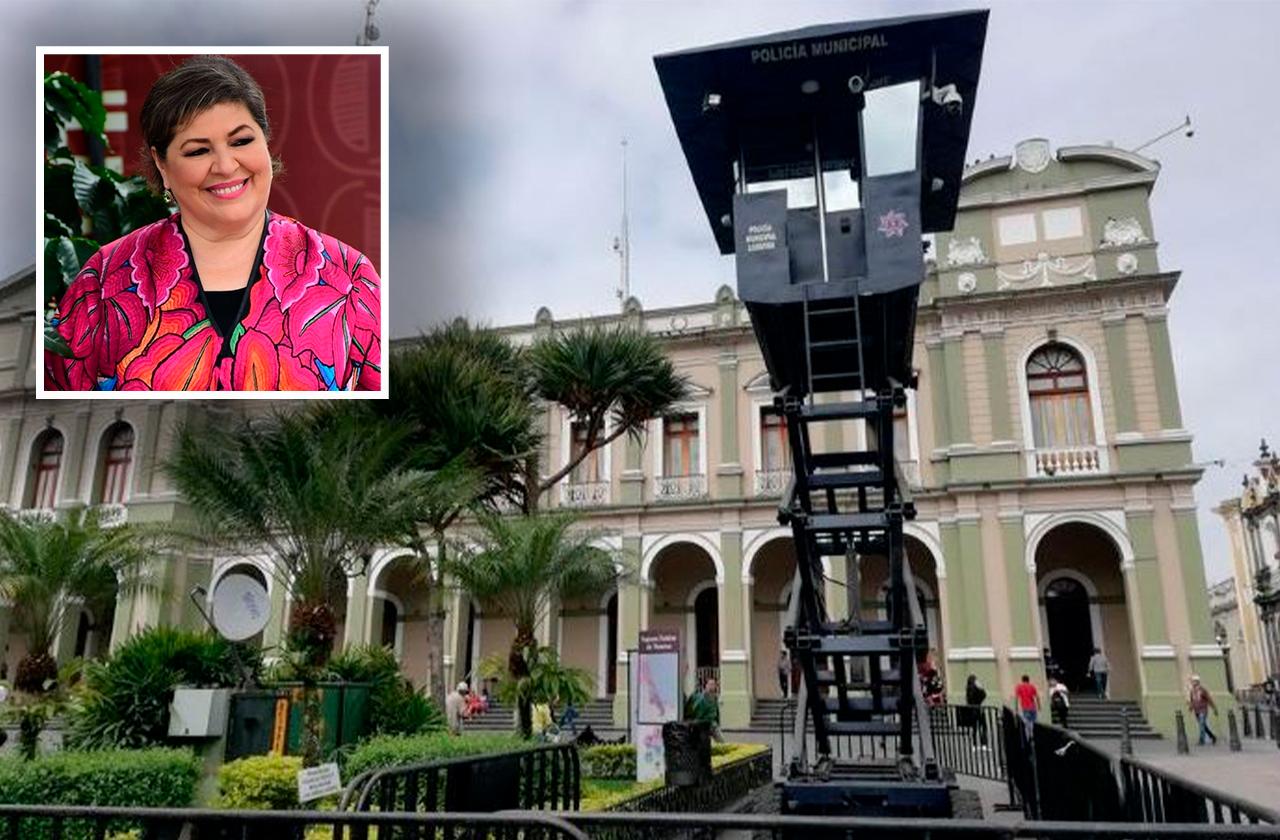 Torres de seguridad en Córdoba desaparecieron de inventarios: Orfis