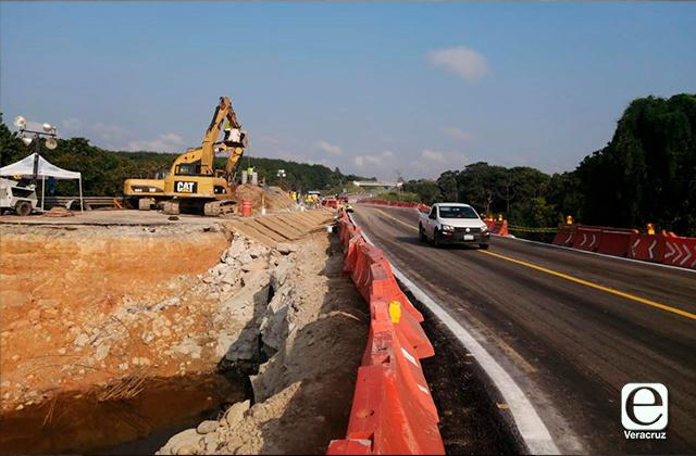 Reabren circulación en carretera Las Choapas-Ocosocuautla